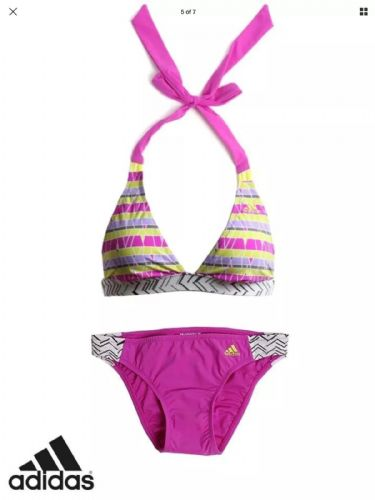adidas Infinitex Bikini Swimming Top Bottoms BNWT free 1st delivery S21519